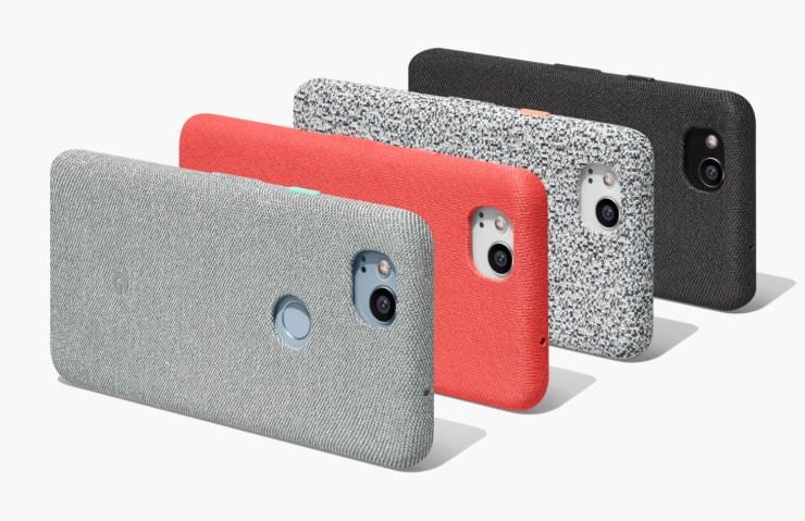 Google Fabric Cases