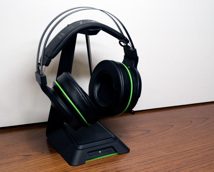The Razer Thresher Ultimate headphones sound amazing.