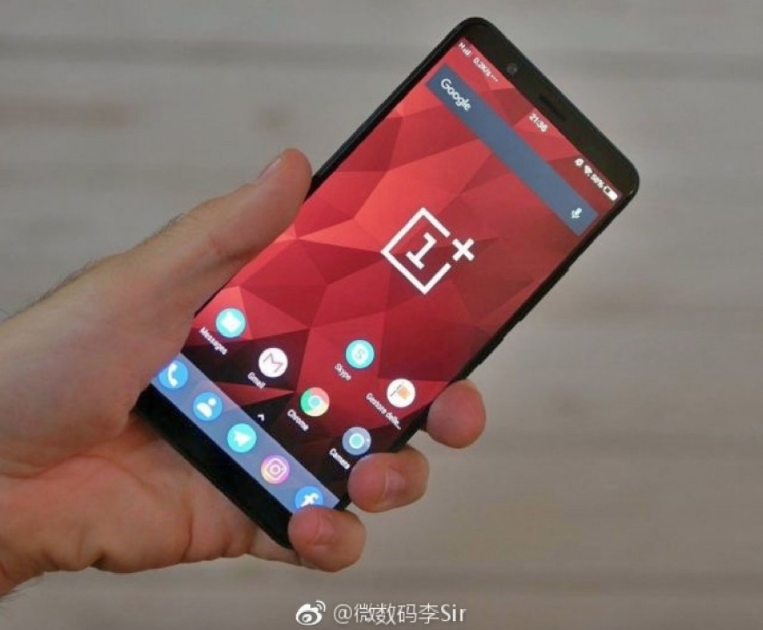 OnePlus 5T hands-on images leaked, could launch on November 16