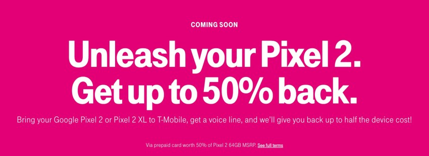 T mobile deals for existing customers