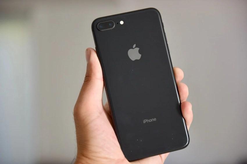 IPhone 8 Plus Design