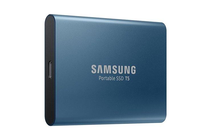 Samsung T5 Portable SSD 250GB - $119.99