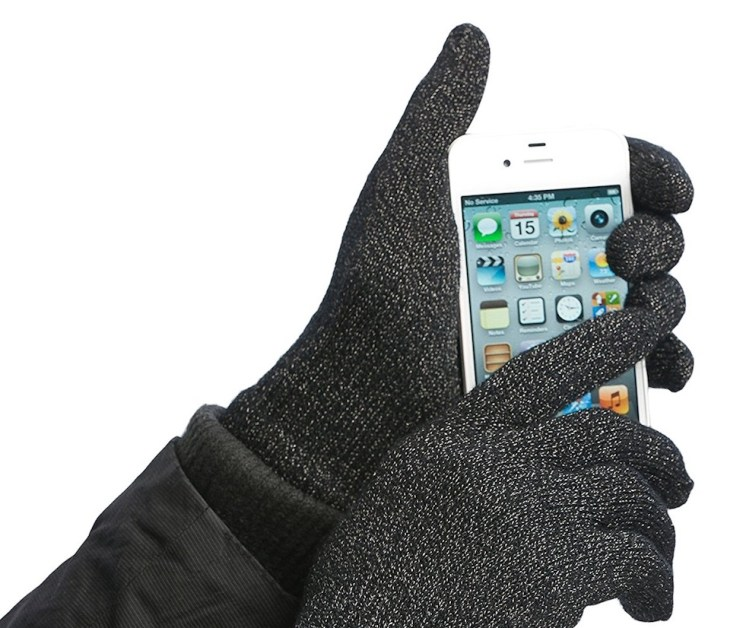 Agloves Silver-Lined Touchscreen Gloves
