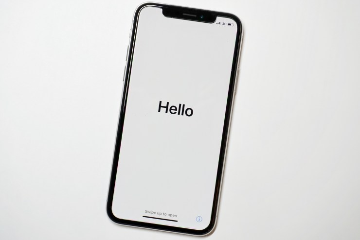 Here's everything you need to know about setting up the iPhone X.