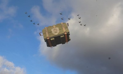We could see three new Call of Duty: WWII Supply Drop types.