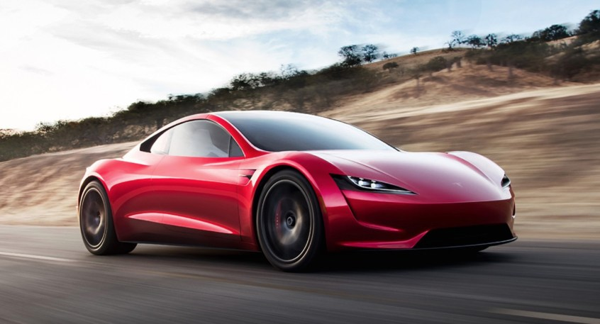 New Tesla Roadster 2 - 2020 - 1