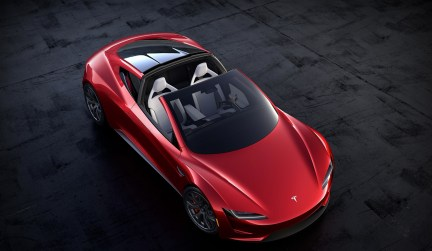 New Tesla Roadster 2 - 2020 - 2