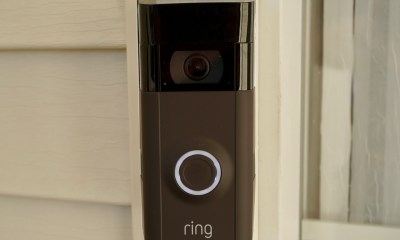 The Ring Video Doorbell 2 is a great way to secure your front door.
