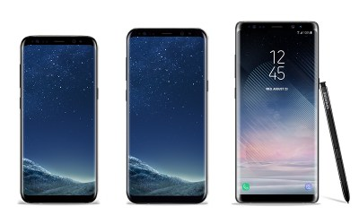 Score a great Black Friday deal on the Samsung Galaxy S8, Galaxy S8+ or Galaxy Note 8.