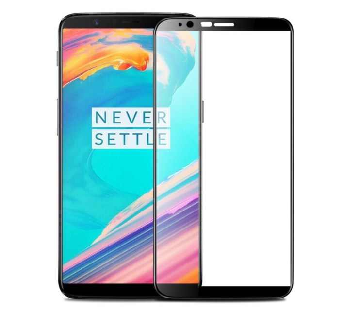 Couls OnePlus 5T 3D Curved Glass