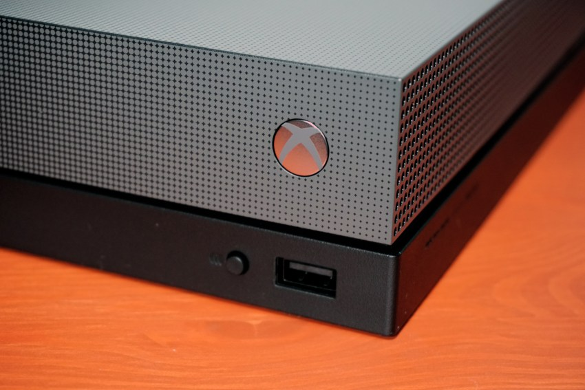 Here's how to setup the Xbox One X.
