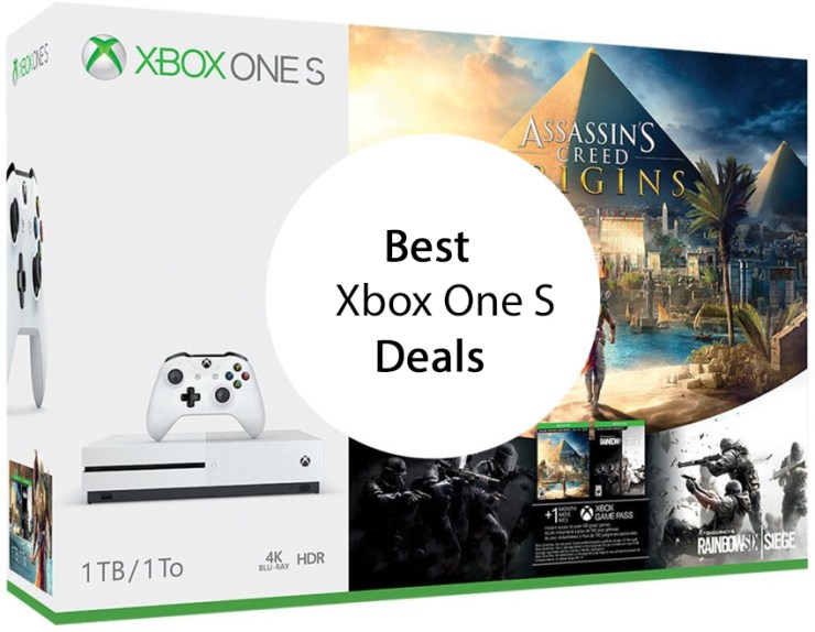 8a2a27620f4 Best Xbox One S Deals October 2018  Save  100 Now or Wait for Black Friday