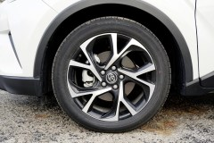 2018 CHR XLE Review - 8