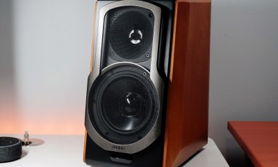 The Edifier S2000 Pro speakers sound good and look good.