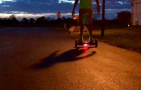 Mozzie Hoverboard Review - 5
