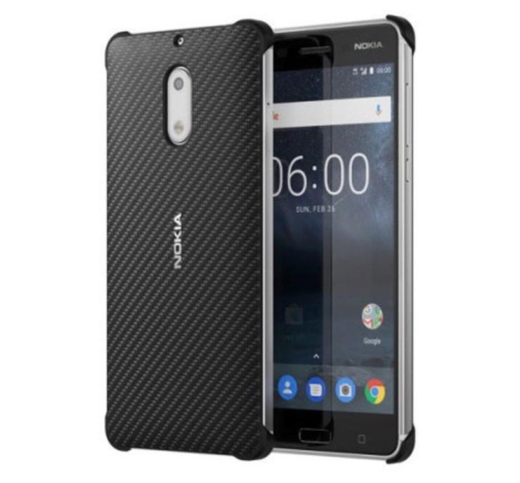 Nokia Carbon Fiber Hard Shell