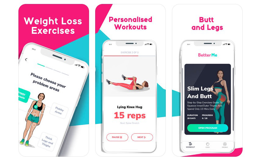 weight loss support group app