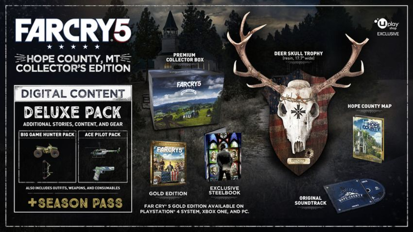 Buy id you really want a giant deer skull collectible.