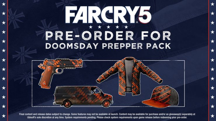 Far Cry 5: Which Edition to Buy?