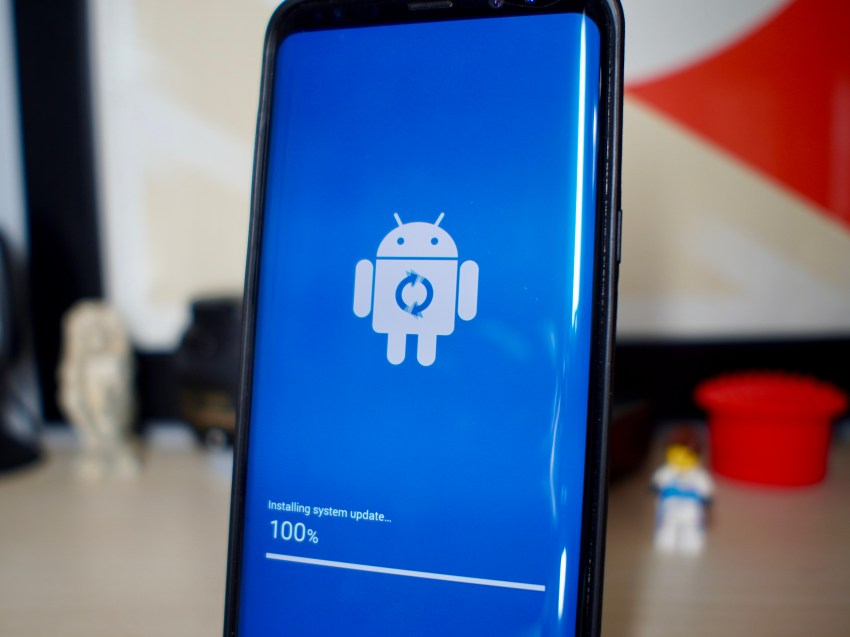 samsung galaxy s9 android update