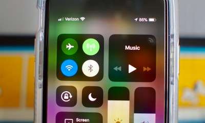 What do the Blue, Gray and Green icons mean in Control Center?