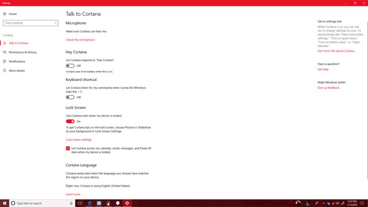 Cortana Problems in Windows 10 & How to Fix Them