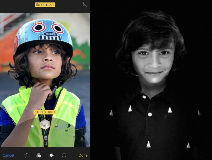Take Cool Portrait Photos