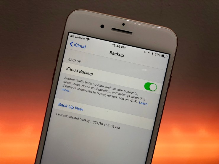 Backup YouriPhone Without Plugging In