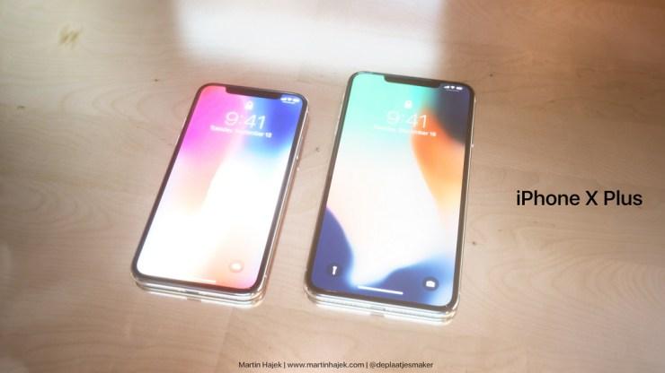 3 New iPhones