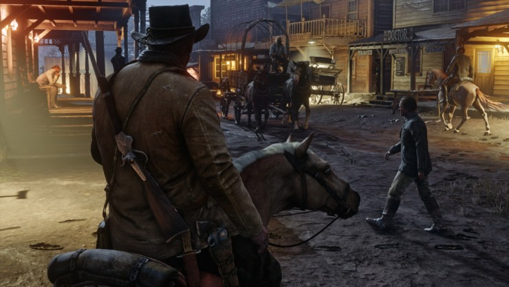 Red Dead Redemption 2 - October 26th