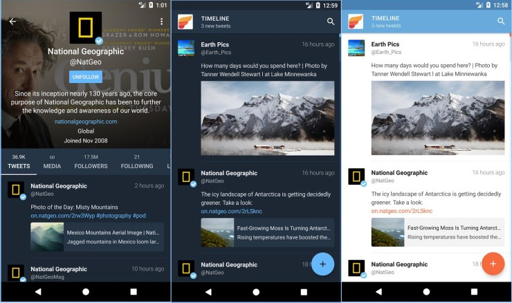 Fenix 2 is the best Twitter app fro Android.