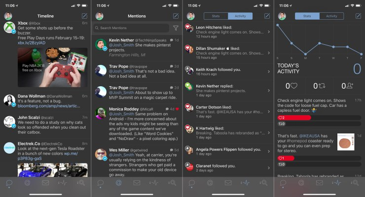 Best Twitter Apps to Replace the Default Twitter App