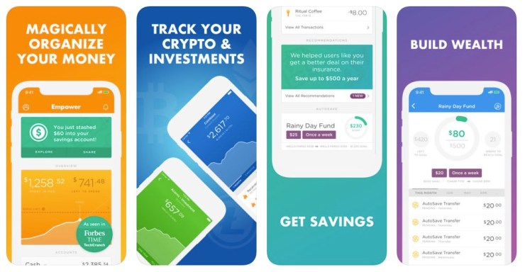 Empower App: Budget & Money Maker