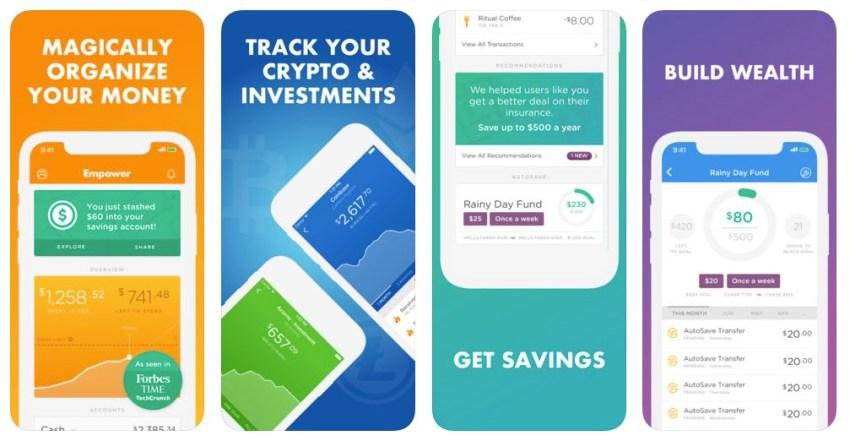 Empower App: Budget & Money Maker