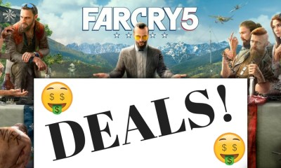 Here are the best Far Cry 5 deals.