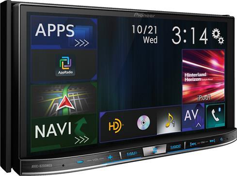Pioneer AVIC-8200 NEX Android/Apple Car Receiver