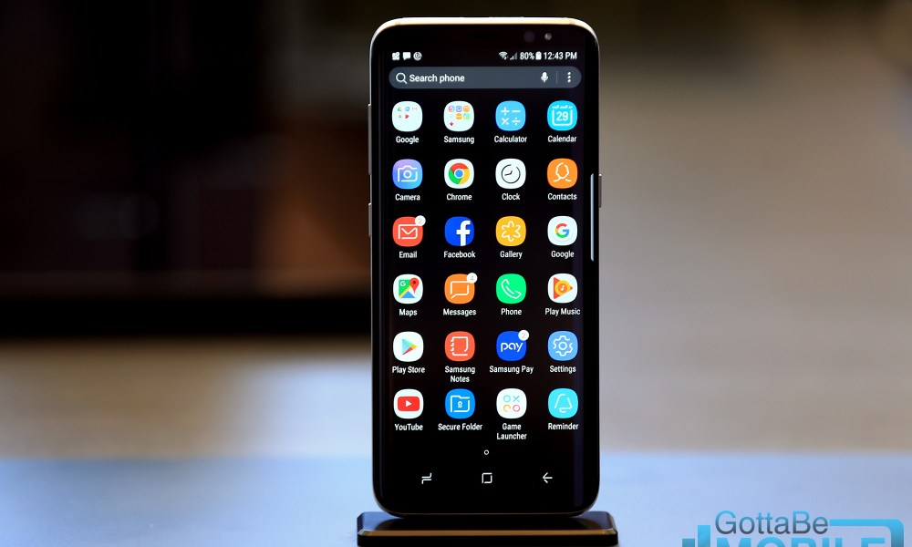 How to Change the Galaxy S9 Text Message App – Gotta Be Mobile