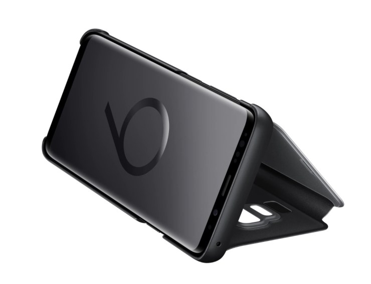 Samsung Clear View Standing Case ($55)