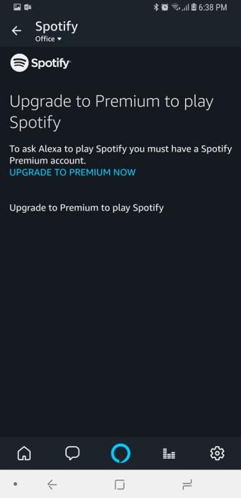 Stream Spotify