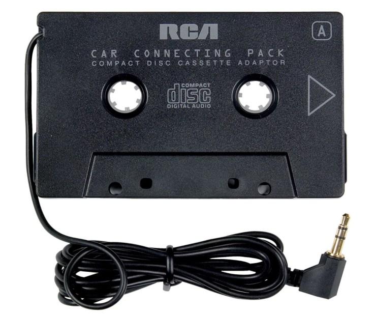 RCA Cassette Adapter