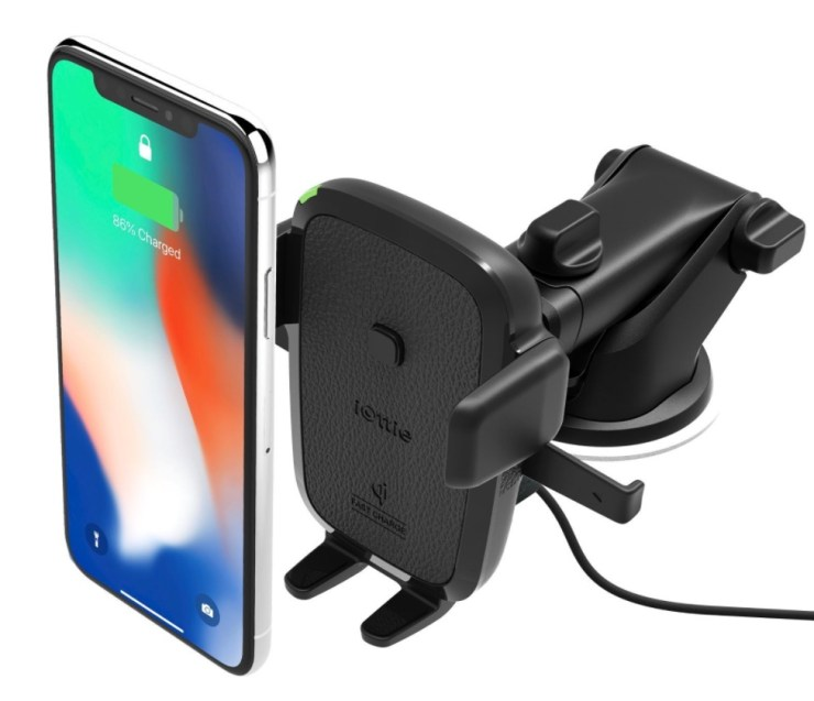 iOttie Wireless Car Charging Mount and Stand
