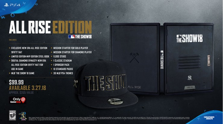 Pre-Order for MVP Edition & All Rise Edition