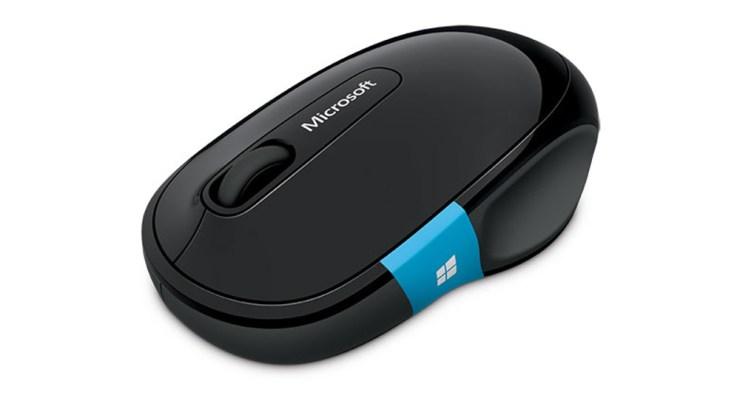 Microsoft Sculpt Comfort Mouse - $27.81