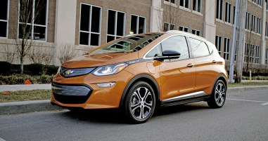 2018 Chevy Bolt Review - 3
