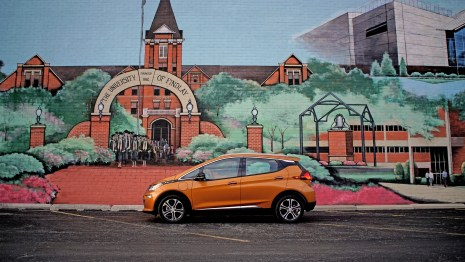 2018 Chevy Bolt Review - 9