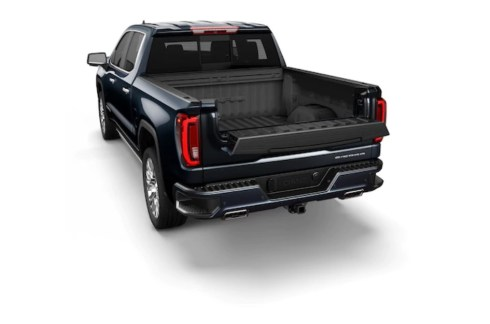 2019 GMC Sierra Tailgate - MultiPro Tailgate Features - 1
