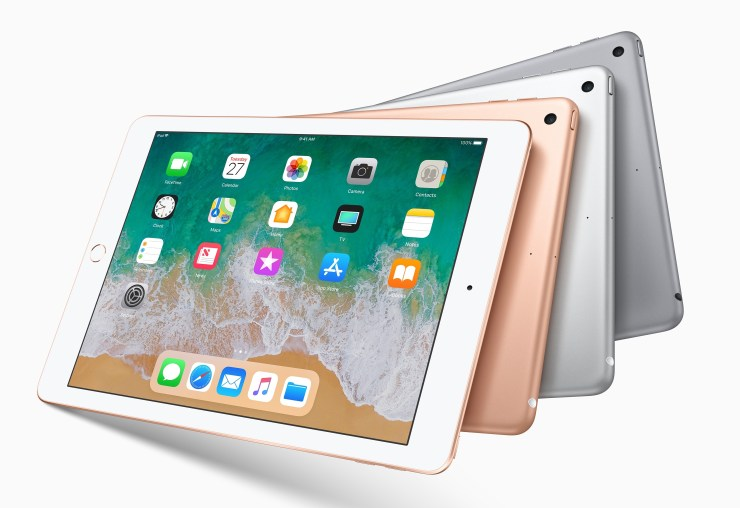 The best deals on the new 9.7-inch iPad 6th generation.