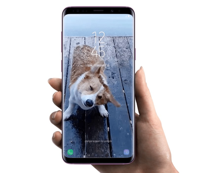 Expect a Galaxy S9 Android P Beta
