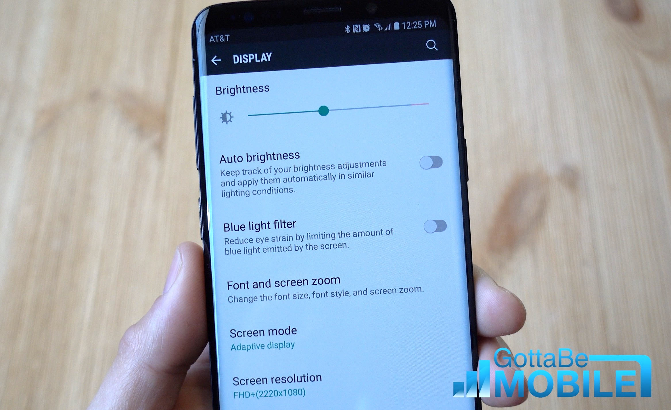 How to Use the Galaxy S9 Night Mode Filter