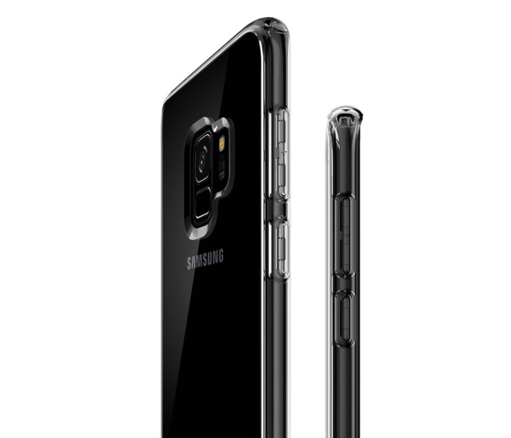 Spigen Ultra Hybrid Clear Case for Galaxy S9